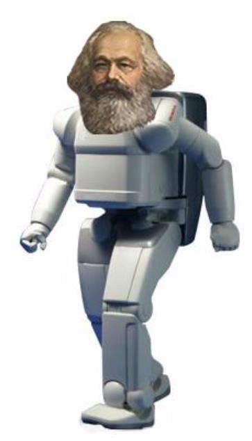 Robots en Karl Marx (Publiek Denken)